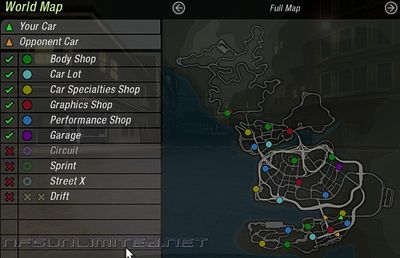 Need For Speed Underground 2 Faq Nfsunlimited Net Need For Speed