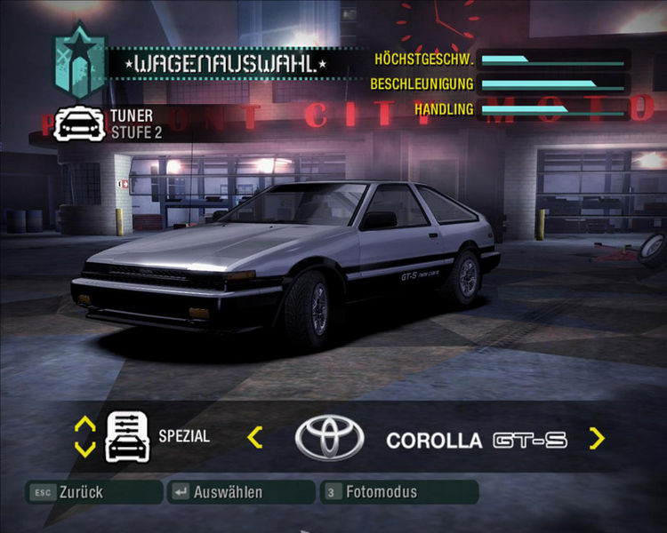 Initial D World Discussion Board Forums Need For Speed Carbon