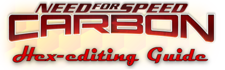 Need for Speed Carbon Hex Editing Guide - NFSUnlimited net Need for
